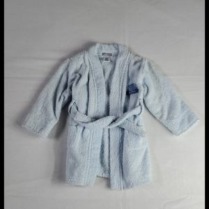 Carter's infant blue bath robe
